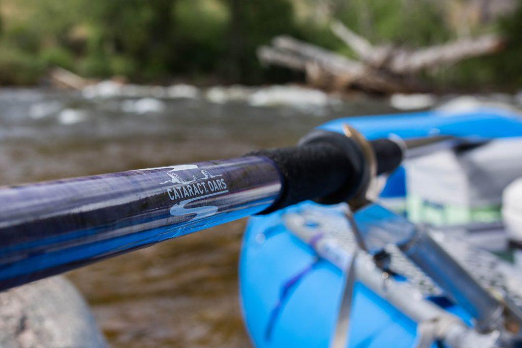 SGG Cataract rafting oars