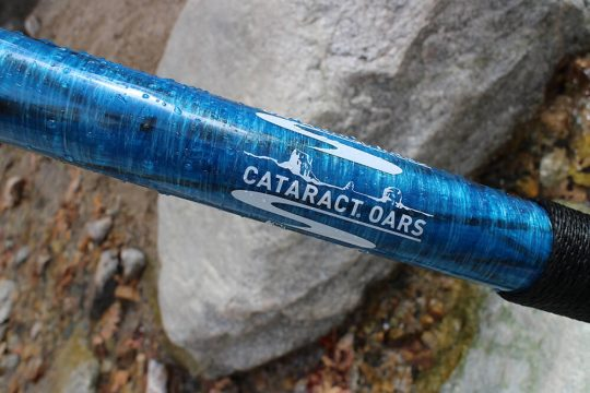 Refinishing of Cataract Oars-2