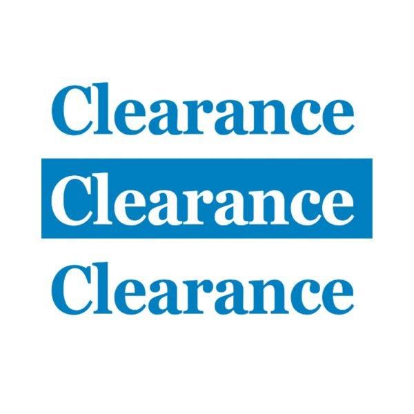 Cataract Oars Clearance