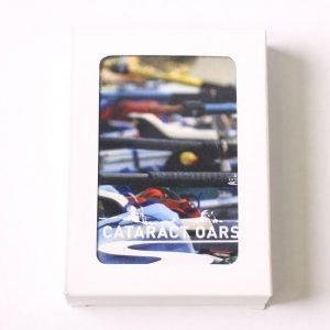 cataract oars playing cards