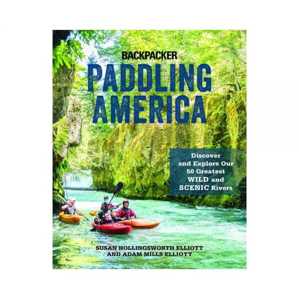 Paddling America Book Cover