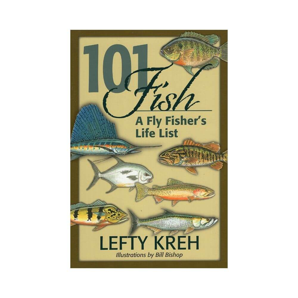 101 Fish Book Cover