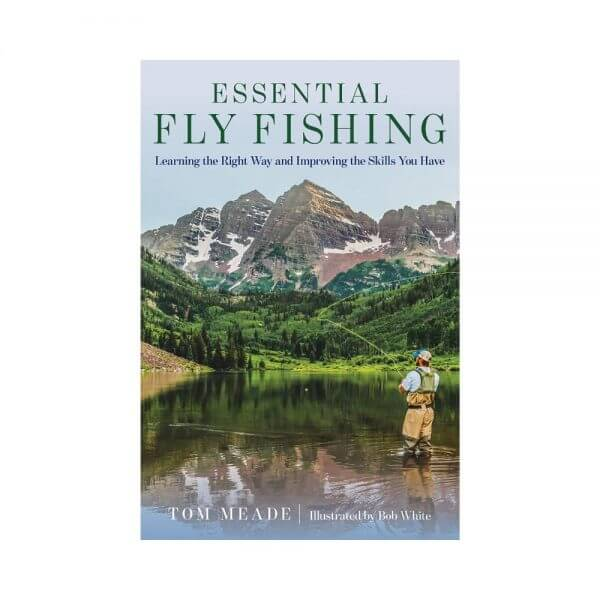 Essential Fly Fishing Book Cover