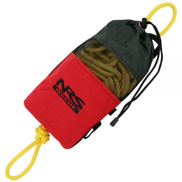 NRS throw bag red